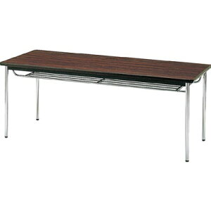 TRUSCO会議用テーブル1500X750XH700丸脚ローズTDS1575T【メーカー直送品】【き】【北海道・沖縄・離島除く】