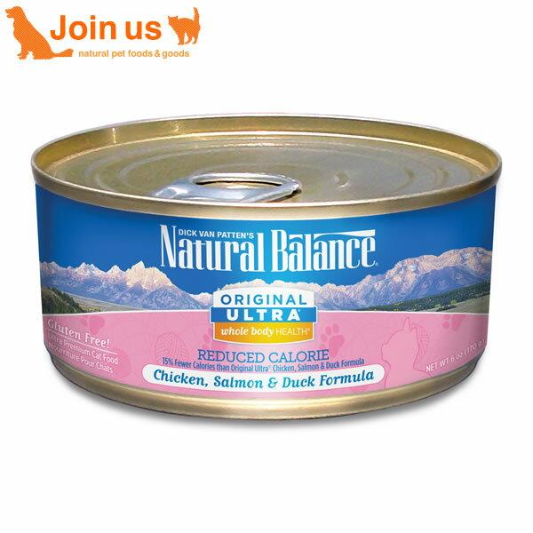 Natural Balance(ナチュラルバランス)『ウルトラプレミアム キャット缶フード』