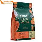 トライバルTRIBALフレッシュサーモン2.5kgドライドッグフード穀物不使用グレインフリー【ポイント10倍】【あす楽対応】【送料無料】