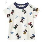 ミキハウスダブルB(DOUBLE.B)Tシャツ