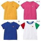 ホットビスケッツ(HOTBISCUITS)ポイント刺繍入り半袖Tシャツ