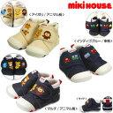 キッズ・ベビー・マタニティ ベビー 靴 ベビー靴 ミキハウスミキハウス(MIKIHOUSE) アニマル...