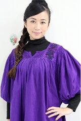 メキシコ刺繍ブラウス【ギフト】【ラッピング】【結婚祝い】