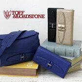 【新作】TOFF&LOADSTONE【財布】トフアンドロードストーン タンニンゴート スマートフラップ長財布(TLA-053)