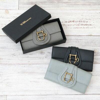 おすすめの財布 TOFF&LOADSTONE デリスリザード長財布