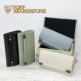 【新色】TOFF&LOADSTONE【お財布】トフアンドロードストーン デリスリザード型押しxシルバー金具 フラップ長財布(TLA-330S)
