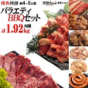 焼肉セット 送料無料 焼肉 セット バーベキューセット 4-...