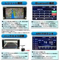6.2インチタッチパネルDVDプレーヤー/CPRM[2DIN](激安)