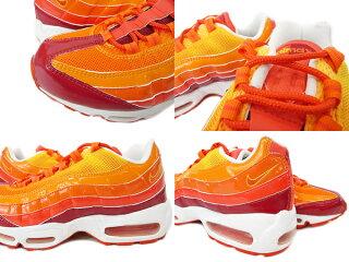 nike(ナイキ)air(エア)max(マックス)95humantorch(ヒューマン・トーチ)(609048-681)【海外取寄せ☆レア商品】orange/red[メンズ・男性用]※代引き不可