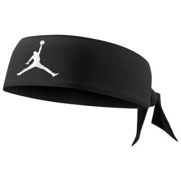ナイキ ジョーダン JORDAN ジャンプマン ドライフィット ネクタイ 黒 ブラック 白 ホワイト 【 DRIFIT BLACK WHITE JORDAN JUMPMAN HEAD TIE 】 バッグ キャップ 帽子 メンズキャップ 帽子
