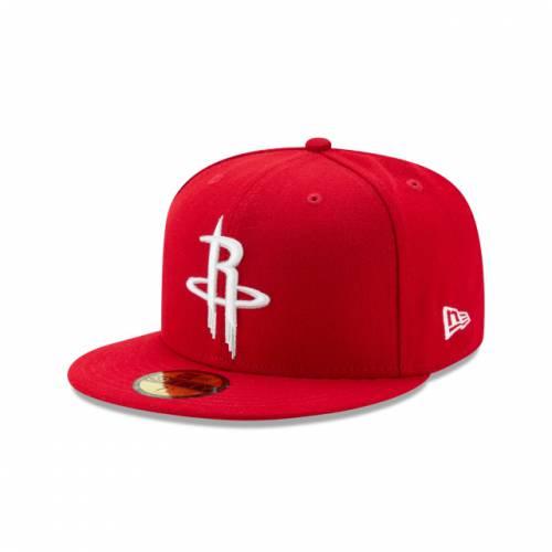 メンズ帽子, その他 NEW ERA NBA COLLECTION TEAM RED NBA COLLECTION HOUSTON ROCKETS COLOR 59FIFTY FITTED