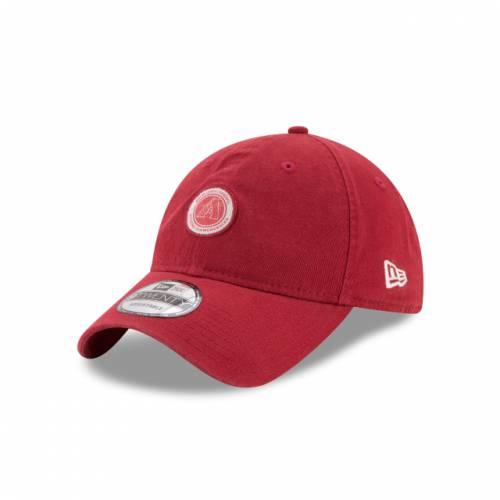 メンズ帽子, その他 NEW ERA MLB COLLECTION MLB COLLECTION PATCHED ESSENTIAL 9TWENTY ADJUSTABLE PLUM