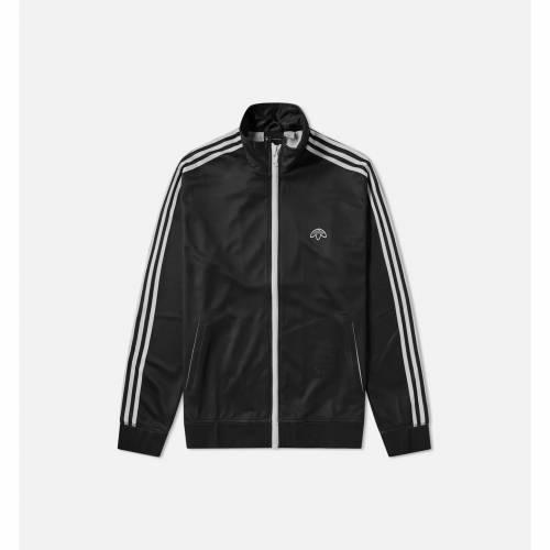 メンズファッション, コート・ジャケット  ADIDAS CONSORTIUM ORIGINALS BY ALEXANDER WANG MENS BLACK WHITE