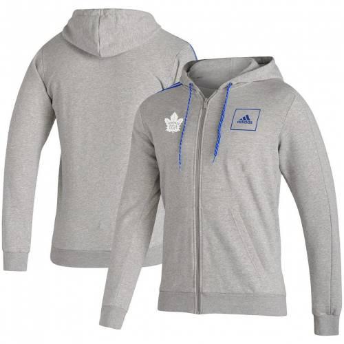 メンズファッション, コート・ジャケット  ADIDAS GRAY ADIDAS 3STRIPE TAPE FULLZIP MPL GREY