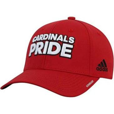 アディダス ADIDAS 赤 レッド ルイビル カーディナルス チーム 【 RED TEAM ADIDAS LOUISVILLE CARDINALS MANTRA AEROREADY FLEX HAT LOU 】 バッグ キャップ 帽子 メンズキャップ 帽子