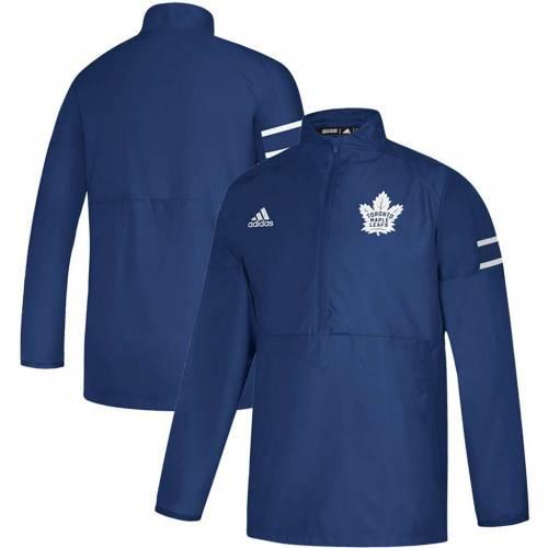 メンズファッション, コート・ジャケット  ADIDAS GAME ADIDAS BLUE MODE QUARTERZIP MPL