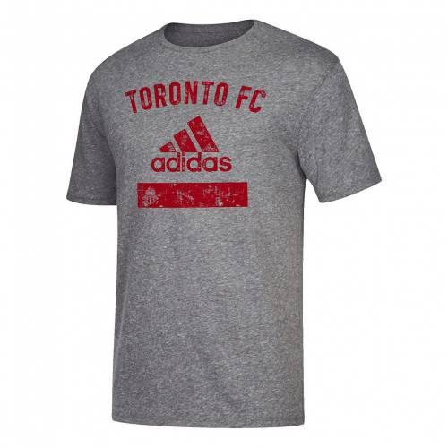 トップス, Tシャツ・カットソー  ADIDAS T ADIDAS HEATHERED CHARCOAL EQUIPMENT TRIBLEND TSHIRT TFC CHARCO T
