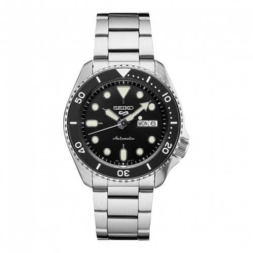腕時計, メンズ腕時計  WATCH SILVER SEIKO 5 SPORTS AUTOMATIC SRPD55