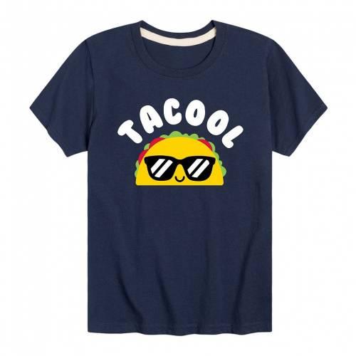 トップス, Tシャツ・カットソー  T LICENSED CHARACTER TACOOL TEE BLUE