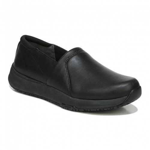 ドクターショール DR. SCHOLL'S スリッポン スニーカー 運動靴 黒色 ブラック DR. SCHOLL'S スニーカー 【 SLIPON DIVE IN WORK SHOES BLACK 】画像