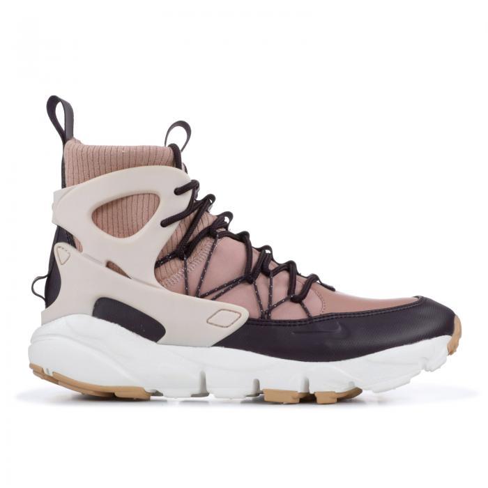 レディース靴, スニーカー  NIKE PARTICLE PINK AIR PINK NIKE WMNS FOOTSCAPE UTILITY PARTICLE SILT REDSUMMIT WHITE