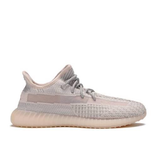 メンズ靴, スニーカー  ADIDAS SYNTH ADIDAS YEEZY BOOST 350 V2 KIDS SYNTH