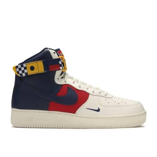 メンズ靴, スニーカー  NIKE NAUTICAL REDUX AIR NIKE 1 HIGH SAIL MIDNIGHT NAVYGYM REDMIDNIGHT NAVYUNIVERSITY GOLD