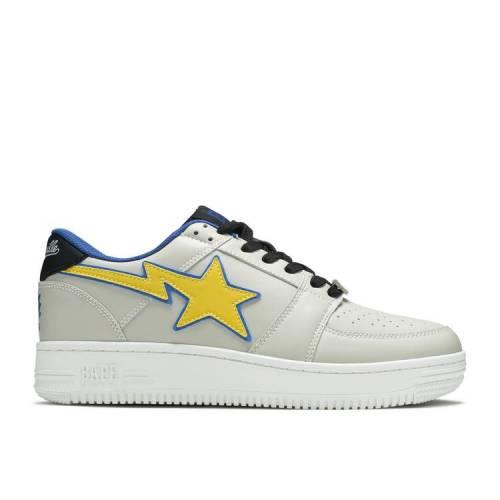メンズ靴, スニーカー  BAPE GREY BAPE DREAMVILLE X BAPESTA LOW M1 GREY