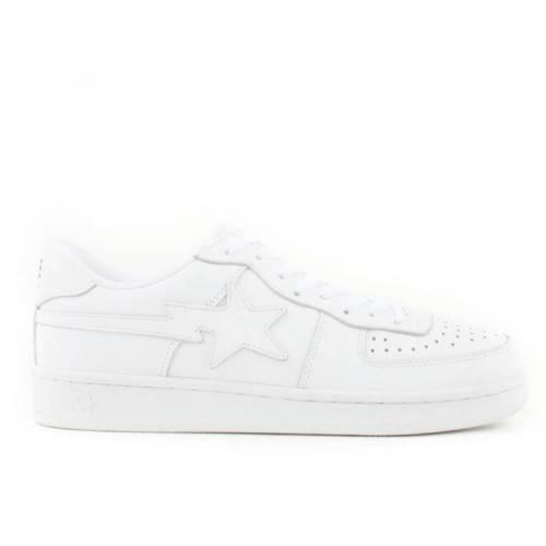 メンズ靴, スニーカー  BAPE WHITE BAPE BAPESTA FS025 LOW WHITE