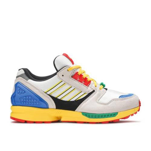メンズ靴, スニーカー  ADIDAS AZX BLOCKS ADIDAS LEGO X ZX 8000 SERIES MIXED 9 25 20