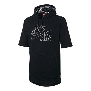 【海外限定】ナイキ エアー ショーツ ハーフパンツ スリーブ フーディー パーカー メンズ nike air short sleeve hoodie