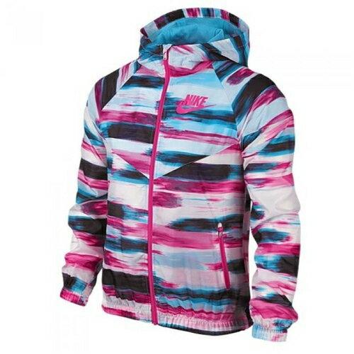 ① ナイキ flight weight windrunner jacket