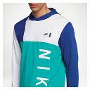 nike colorblocking hoodie t ナイキ フーディー パーカー シャツ メンズ メンズファッション トップス