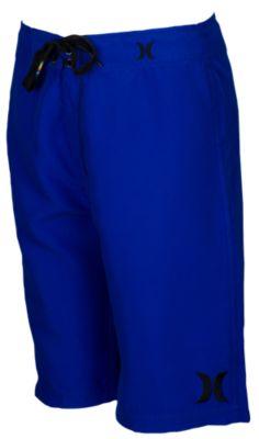 HurleyハーレーOneAndOnlyBoardshorts-BoysGradeSchoolRacerBlue青?ブルー