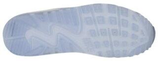 NikeNikeナイキAirairエアーMaxマックス90-Womensレディース白・ホワイト/白・ホワイト/Blue青・ブルーTint