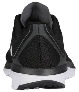 NikeNikeナイキFSLiteライトRunラン4-Womensレディースblack黒・ブラック/白・ホワイト/Anthracite/クールgreyGRAY灰色・グレイ