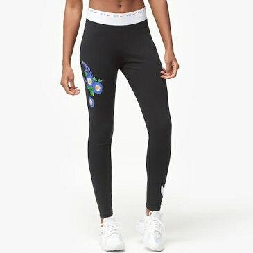 【海外限定】ナイキ レギンス タイツ レディース nike hyper femme leggings