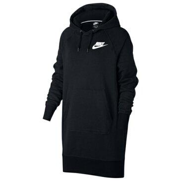 【海外限定】ナイキ フーディー パーカー ドレス レディース nike rally ribbed hoodie dress
