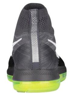 NikeNikeナイキZoomzoomズームAllOutFlyknitフライニット-Womensレディースblack黒・ブラック/クールgreyGRAY灰色・グレイ/Volt/白・ホワイト