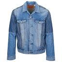 【海外限定】levi\'s ジャケット men\'s levis unbasic block jacket mens