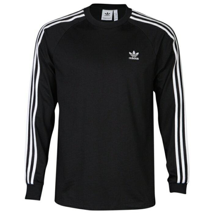 トップス, Tシャツ・カットソー  ADIDAS ORIGINALS MENS CALIFORNIA LONG SLEEVE T T