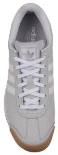 adidasAdidasアディダスOriginalsオリジナルスSamoaSamoaサモア-WomensレディースIceSolidソリッドgreyGRAY灰色・グレイ/白・ホワイト/銀色・シルバーMetallic
