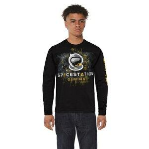 チャンピオン CHAMPION L S 長袖 ロングスリーブ ジャージ シャツ MENS メンズ SPACESTATION LS JERSEY T カットソー Tシャツ ファッション トップス 送料無料