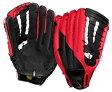 Nike Nike ナイキ Vapor 360 Flywire Fielders Glove グローブ グラブ 手袋 - Adult Atomic 赤・レッド/black 黒・ブラック