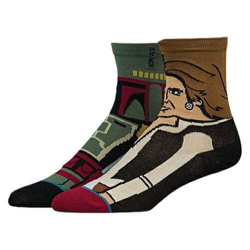 スタンス ソックス 靴下 男の子用 (小学生 中学生) 子供用 stance star wars socks タイツ キッズ ベビー マタニティ