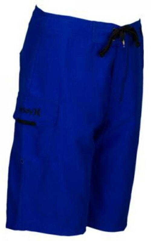 HurleyハーレーOneAndOnlyBoardshorts-BoysToddlerベビー赤ちゃん用RacerBlue青?ブルー