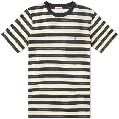 40代メンズに似合うボーダーTシャツ