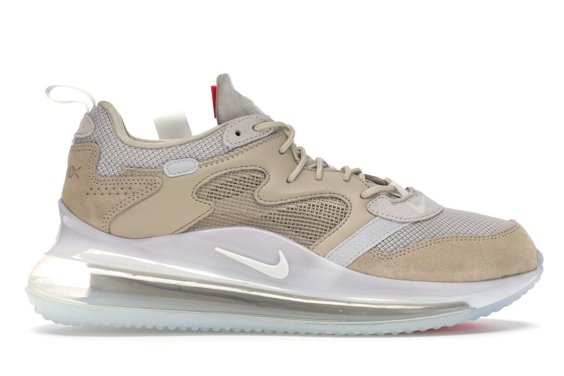 メンズ靴, スニーカー  124-1211 NIKE AIR MAX 720 OBJ ODELL BECKHAM JR DESERT ORE LIGHT BONESUMMIT WHITE