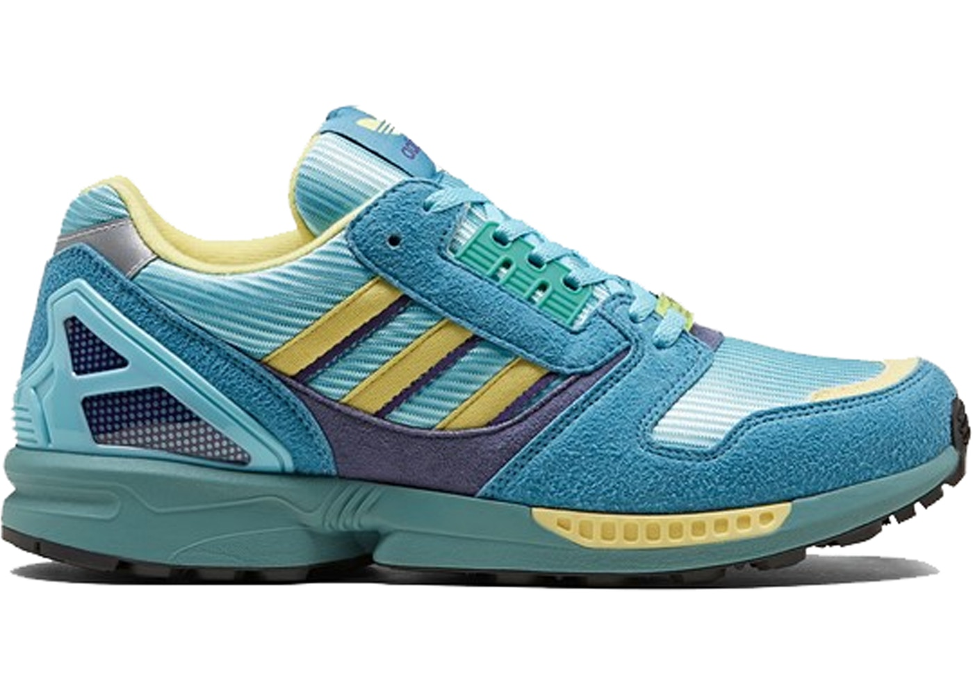 メンズ靴, スニーカー  ADIDAS ZX 8000 LIGHT AQUA TACTICLE STEEL SAND