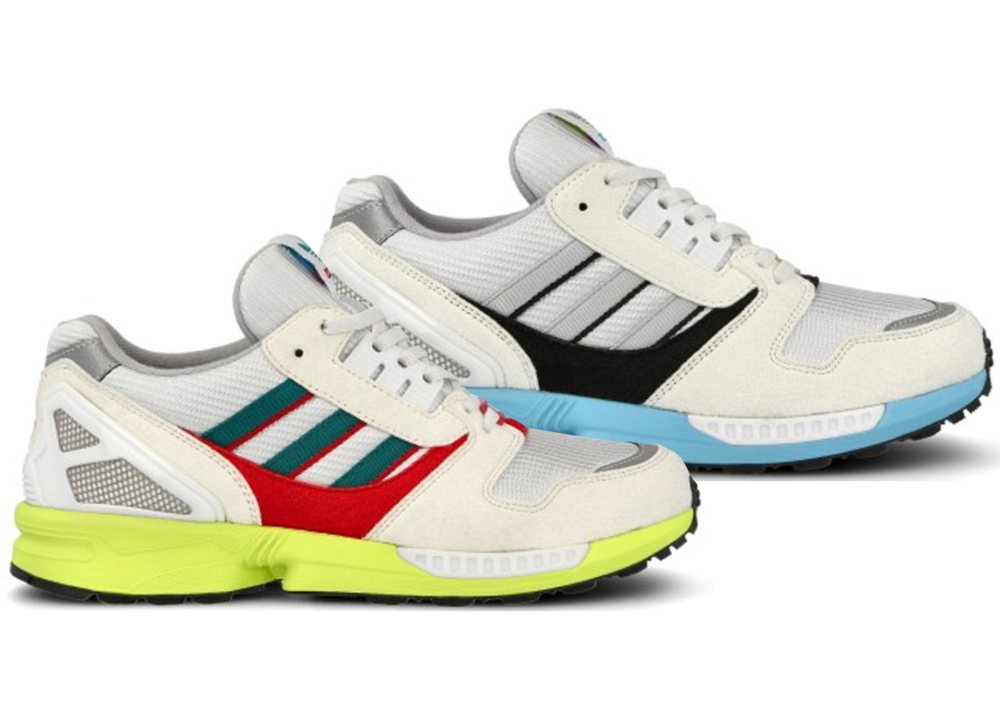 メンズ靴, スニーカー  ADIDAS ZX8000 OVERKILL NO WALLS NEEDED PACK MULTI